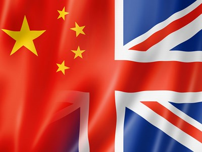 UK and China