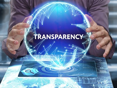 Global transparency